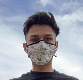 NY Tough Face Mask