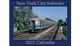 Subway Calendar