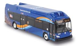 New Diecast Bus